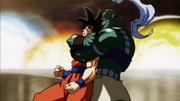 Nink blocca Goku
