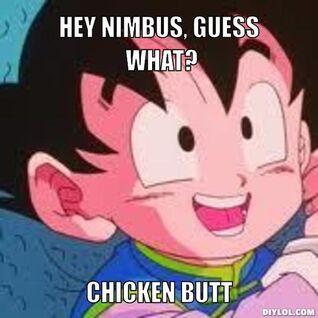 ChickenButtMeme