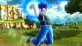 DBXV2 Future Warrior 2 (1.05.00 Update) Focus Flash (Charging Energy Sphere)