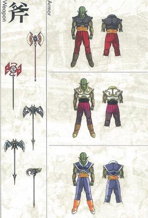 Dragon Ball Online - Classe de Chevaliers des Ombres