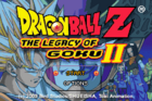 Dragon Ball Z - The Legacy of Goku 2 - GBA 01