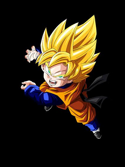 Son Goten Super Saiyan Dragon Ball Wiki Fandom Powered By Wikia