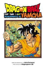 That time I got reincarnated as Yamcha Viz Cover