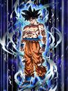 Ultra Instinct Goku 2