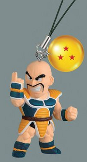 Bandai phonestrap part7 4.5cm Nappa