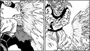 Destruir en el manga