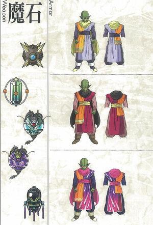Dragon Ball Online - Classe de Prêtres Poko