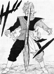 Grotesque Zamasu Final Hope Slashed manga