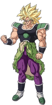Super Saiyan C-type Broly