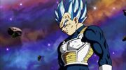 Vegeta ssb full power senza aura