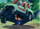 Goku vs. Bulma