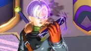 DBXV Future Trunks -''This is the Scroll of Eternity!'' (Saiyan Saga) 11-21-50