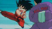 GokuAttacksTao MysticalAdventure