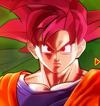 Goku Super Saiyan Dios XV2
