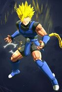 Shallot Super Saiyan 2 DB Legends