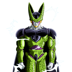 Cell Super perfetto