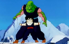 Extreme Measures - Gohan protects Piccolo