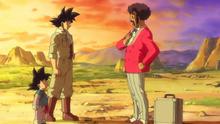 Goku riceve 100.000.000 zeny