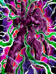 Dokkan Battle Boss Culture Fluid Absorption Gigantification Bio-Broly card (Bio-Broly (Giant Form) )