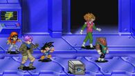 Dragon Ball GT Transformation - Gale e Sheela