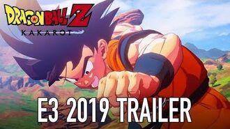 Dragon Ball Z Kakarot - PS4 XB1 PC - E3 2019 Trailer