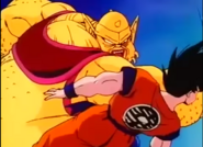 Goku golpeado-0