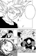 Goku revela la Doctrina egoísta completa capítulo 4