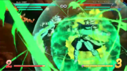 Impacto Gigantesco Broly DBS FighterZ 5