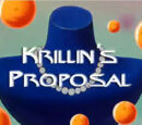 Krillin's Proposal