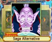 Saga Alternativa-Budokai Tenkaichi 3