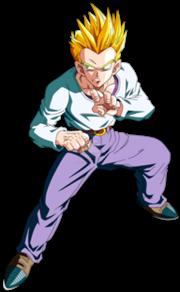 Son Goten en Super Saiyajin (GT)