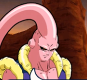 Super buu futuro alternativo con gotenks absorbidos