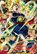 Bardock ssj en dragon ball heroes