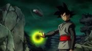 Black Goku nel futuro
