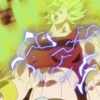 Kale Super Saiyan Leggendario.