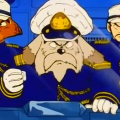 La marina navale si prepara ad attaccare Nappa.