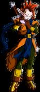 Render Dragon Ball Z Tapion