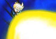 Super Masenko de Gohan ssj