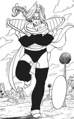 Image result for zarbon manga