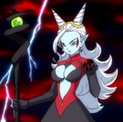 Demon Goddess Towa