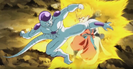 Frieza kicks beat