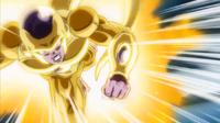Golden Freezer al ataque en DB Heroes God Mission 5 HD