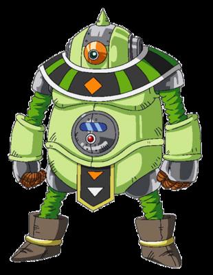 Forme robot