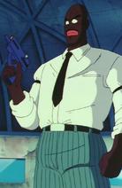 Personaloffiser Black