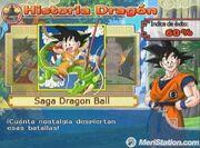 Saga Dragon Ball