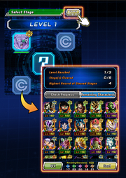 Virtual Dokkan Ultimate Clash 6