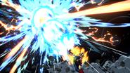 Bardock SS Tecnica Dragon Ball FighterZ 2