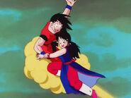 EP148DB Goku se marcha con su nueva prometida