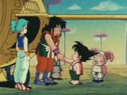 Goku se ne va