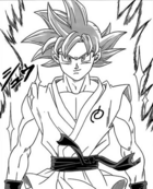 SSG Goku u6 arc